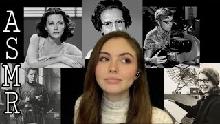ASMR Reading to You: Women in Science