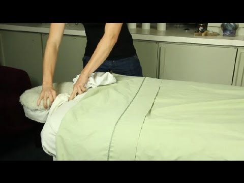 How To Set Up A Comfortable Massage Table Massage