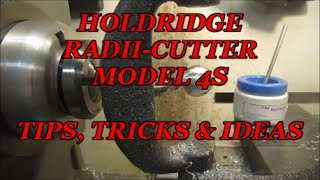 SCREWY TUESDAY #34  HOLDRIDGE RADII CUTTER tips tricks ideas