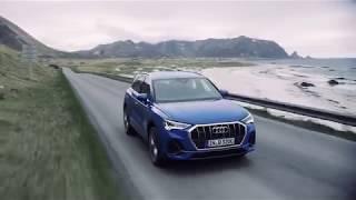 видео Audi Q3: платформа MQB и внешность Q8
