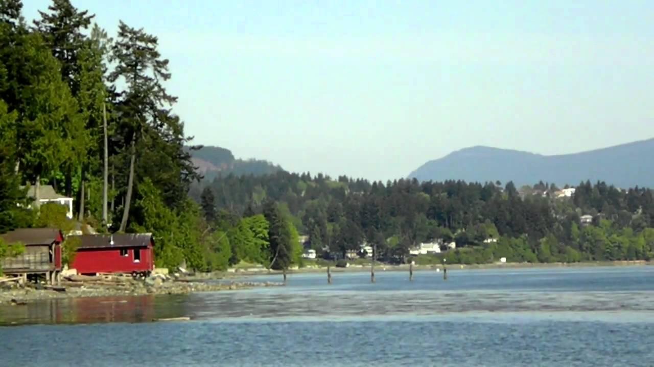 Cars For Less >> Ladysmith Harbor Vancouver Island British Columbia Canada. - YouTube