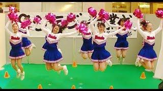 県立広島商業高校応援部@Chushikoku Cheerleader 2019 Spring