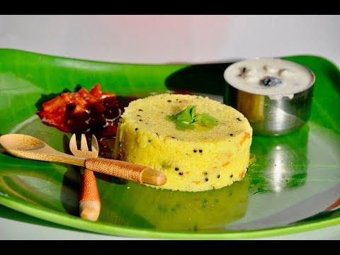 Rava Kichadi|My First Dish|Lunch Box Idea|Quick Breakfast Recipe |Tiffin|Ep:239