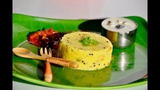റവ കിച്ചടി  Rava Kichadi Soft Uppumavu   Quick Breakfast Recipe  Tiffin Ep:239