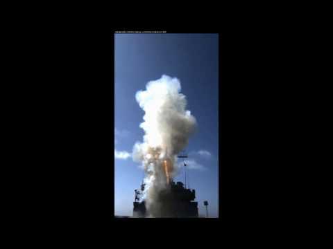 Surface Launch LRASM Flight