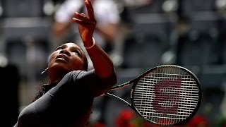 Serena Williams Tried A Bite Of Her Dog