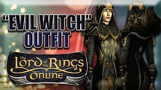 LOTRO EVIL WITCH OUTFIT - The Lord Of The Rings Online.
