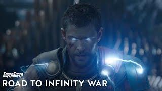 Road to Infinity War: Episode 17 | Thor: Ragnarok