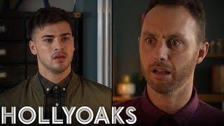 Hollyoaks: Romeo's Secret Revealed!