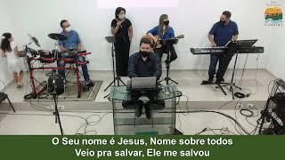 Culto de Louvor e Adoração 18/10/2020 - Ensaio