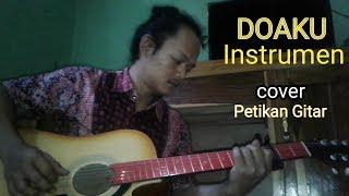 Doaku ~ Haddad Alwi feat Fadly Padi cover Petikan Gitar