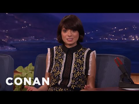 Kate Micucci's Filthy Songs SHOCK Conan &