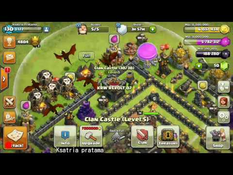 Clash of clans krw revolt07
