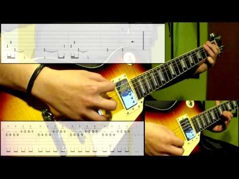 Arctic Monkeys - Do I Wanna Know? (Guitar Cover) (Play Along Tabs In Video)