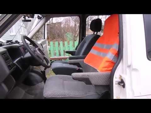 Переделка грузового транспортера блок комфорта транспортер т5 где находится