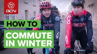 How To Make Your Winter Commute Enjoyable   Cold Weather Tips For Cycle Commuting