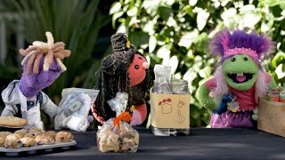 TIME, TALENT, TREASURE: LIVING GENEROUSLY Financial Literacy Music Video! Puppets & Kids Help Others