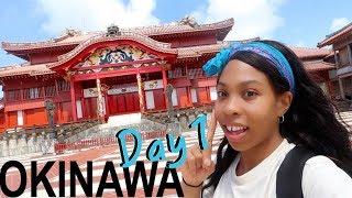 Okinawa baby! I've arrived! |Day 1| JAPAN VLOG #42