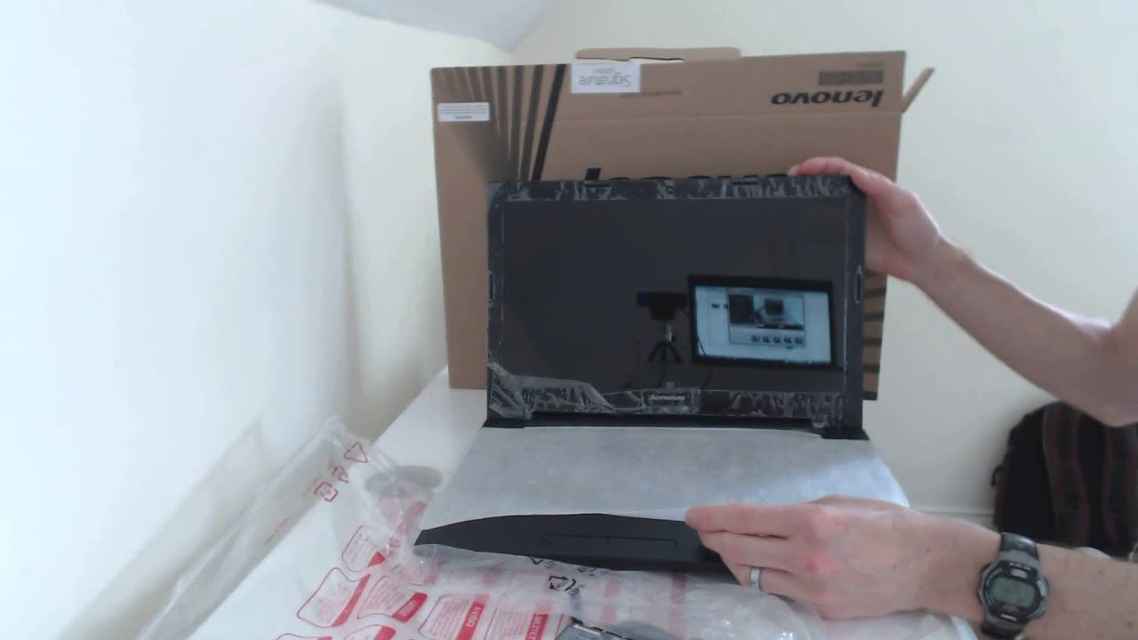 Lenovo G50 80 Signature Edition Laptop Unboxing Youtube G40 Notebook 80e400vbid