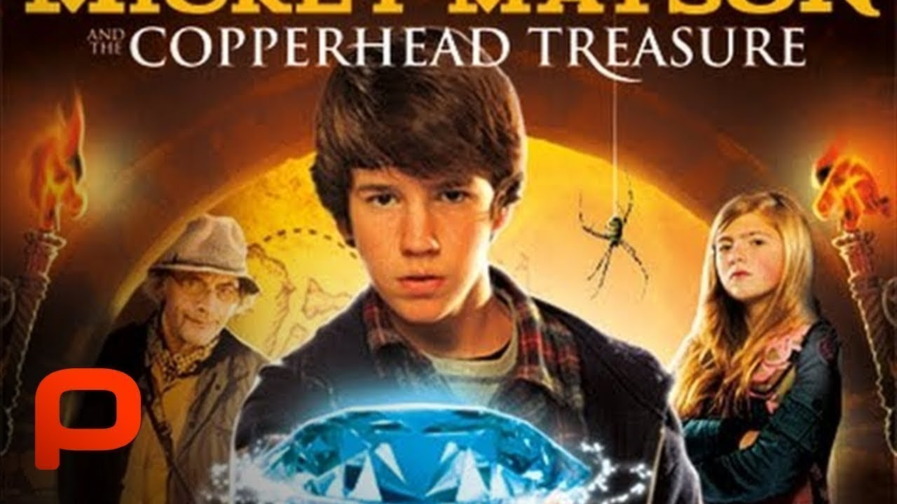 Mickey Matson & Copperhead Treasure (Full Movie) Family Mystery