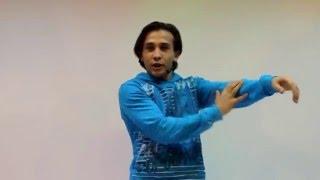 Видео урок № 1 Обрисовка - танцевальный курс