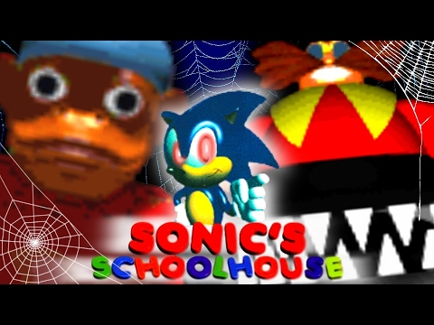 What's up With: Sonic's Schoolhouse!