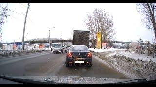 Водитель-нарушитель из Тольятти попал на видео