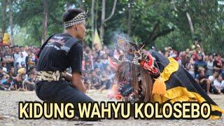 Kidung wahyu kolosebo Gending Sakral Ritual Suguh Pambuko