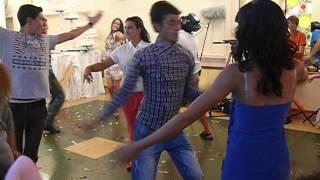 грузинская свадьба , танец))) рачули!!!