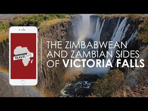 The Zimbabwean and Zambian sides of Victoria Falls - Rhino Africa's Travel Tips