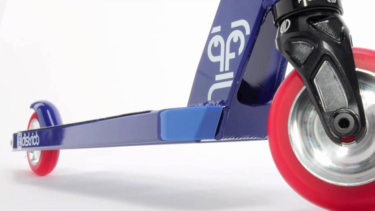 Pop One Stunt Scooter