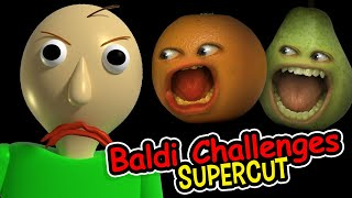 Annoying Orange - Baldi Challenges