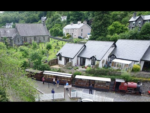 Corris Narrow Gauge Railway (Wales, UK)