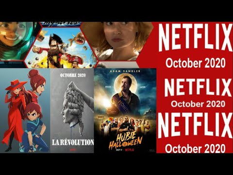 First Look At What's Coming To Netflix In October 2020