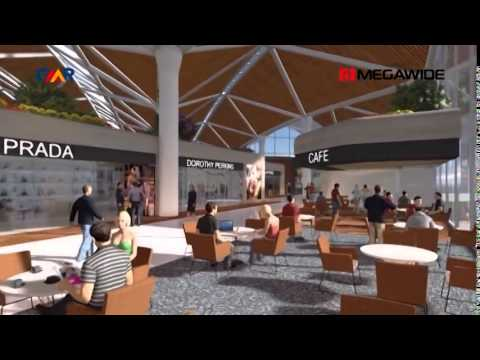 The New Mactan Cebu International Airport Design Walkthrough