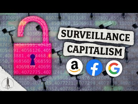 Surveillance Capitalism Takeover: Here's Why You Got That Ad & More...