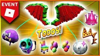 *CONSIGUE TODOS LOS PREMIOS!!* 🌟[EVENTO PIZZA PARTY 2019] thumbnail
