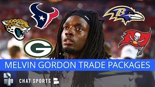 Download Melvin Gordon Trade Rumors: 5 NFL Teams That Could Trade For The Chargers RB Before The 2019 Season Mp3 and Videos