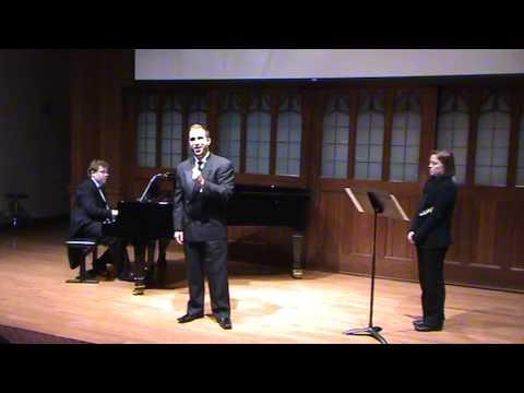 The second half of my 10/30/13 FSU Doctoral Recital.