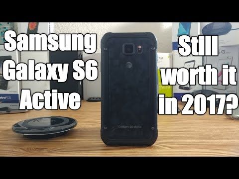 Samsung Galaxy S6 Active Review is it still worth it in 2017??