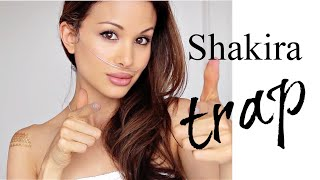 Shakira - Trap (Official Video) ft. Maluma Cover by Chloe Temtchine
