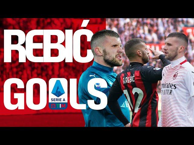 Goal Collection | Ante Rebić