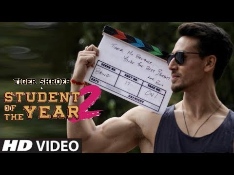 Student Of The Year 2 | Tiger Shroff | Shooting Begin | Punit Malhotra