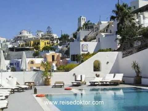urlaub in griechenland santorini 4 hotel belvedere. Black Bedroom Furniture Sets. Home Design Ideas