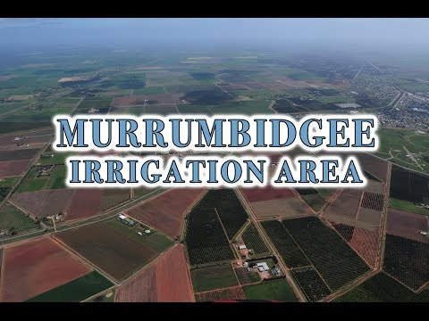 Murrumbidgee Irrigation Area Australia 2016