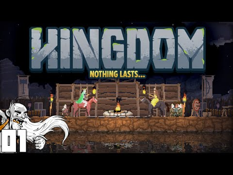 """THROW MONEY AT THE PROBLEM!!!"" - Kingdom Part 01 - 1080p HD PC Gameplay Walkthrough"