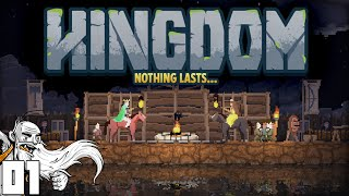 """THROW MONEY AT THE PROBLEM!!!"" - Kingdom Part 01 - 1080p HD PC Gameplay Walkthrough"