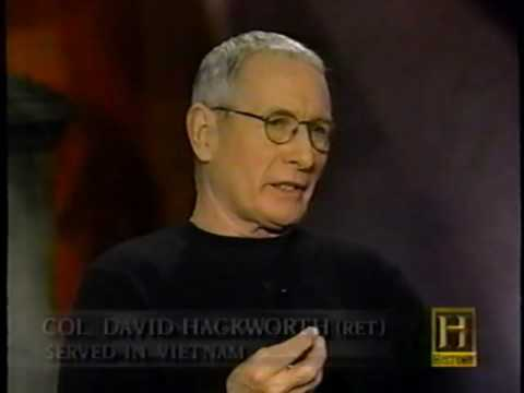 David Hackworth on My Lai Massacre