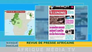 KIOSQUE PANAFRICAIN DU 11   07 2019