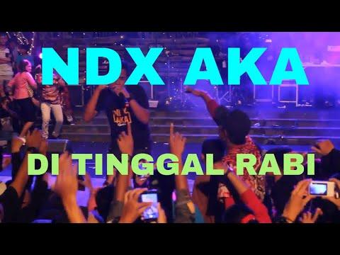 NDX AKA - Ditinggal Rabi (Live in FKY 29 Kota Jogja 2017)